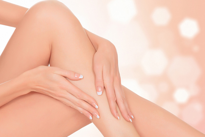 £99 for 6 sessions of laser hair removal on any 1 area, £149 for any 2 areas or £199 for any 3 at His & Hers Beauty Clinic - save up to 85%