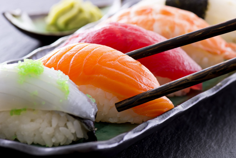 £14.99 for a £30 voucher to spend on food & drink, £19.99 for £40, £24.99 for £50 at Yazu Sushi, Mayfair - save up to 50%