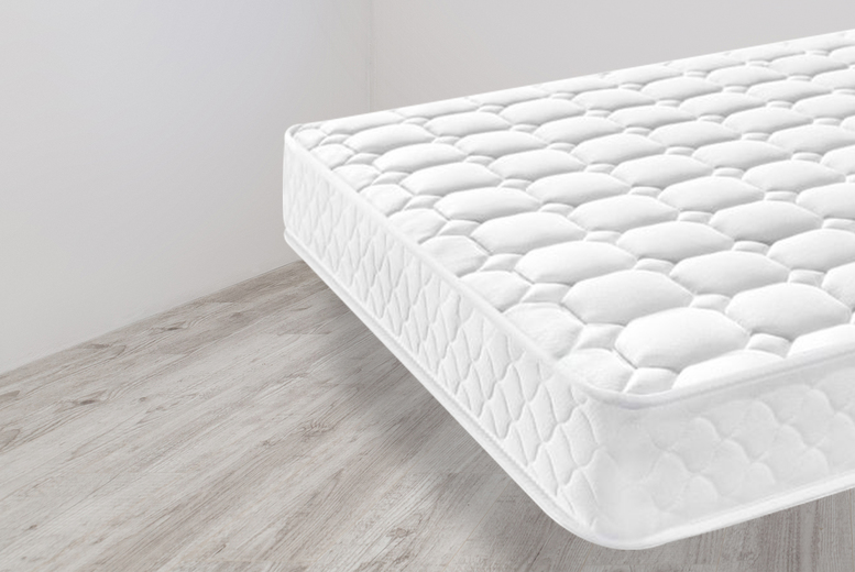 £119 (from OSeasons) for a single Limoge® Siesta micro quilted pocket sprung mattress, £159 for a small double mattress, or £179 for a double mattress!