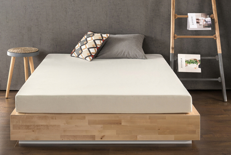 From £55 (from Dream Foam) for a medium firm dual-layered memory foam mattress – choose from four sizes!