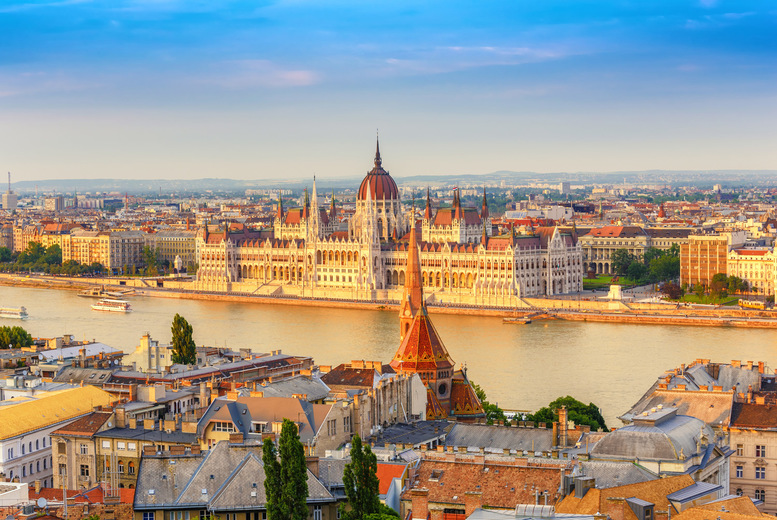 From £99pp (from Weekender Breaks) for a two-night 4* Budapest stay with breakfast, Danube River Cruise and flights, from £109pp for a three-night stay, or from £129pp for four nights - save up to 24% from Weekender Breaks