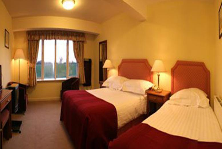 £99 instead of up to £150 (at at The Wild Boar Hotel, Cheshire) for a 2-night stay for 2 inc. breakfast - save up to 34%