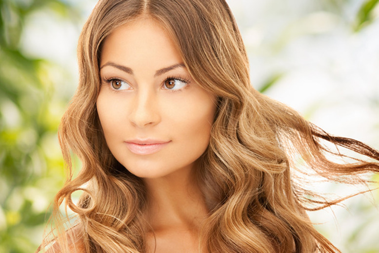 £12 instead of £37 for a cut and blow dry, £29 inc. a half head of highlights at Twilight Salons, Manchester - save up to 68%
