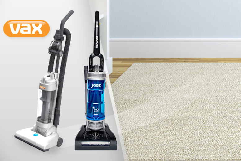 £39 instead of £87.99 (from Ambevo) for a refurbished VAX U88 upright vacuum cleaner, £49 for a HOOVER JA1600 vacuum - save up to 56%