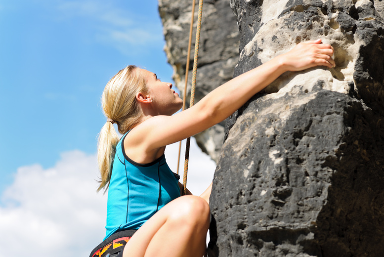 £29 for a half-day climbing and abseiling session for one person, £49.99 for 2 people with Action Adventure Activities, Loch Lomond - save up to 63%