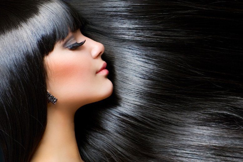 "£144 for a full head of 20"" Pure Elegance Remy micro ring hair extensions at Rapunzel Heat, Leicester"