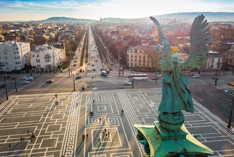 From £79pp (from Weekender Breaks) for a two-night Budapest break with flights and Széchenyi spa full-day entrance pass, from £109pp for three nights, or from £199pp for four nights - save up to 42% from Weekender Breaks