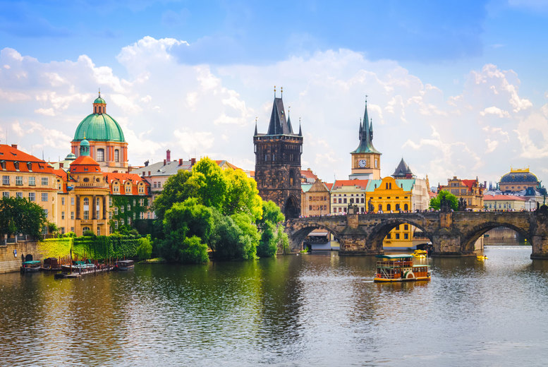 From £169pp (from Weekender Breaks) for a six-night Prague, Vienna & Budapest break with return flights, from £259pp for nine nights, or from £269pp for 12 nights - save up to 41% from Weekender Breaks