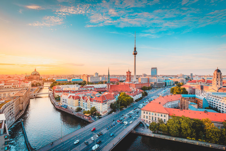 From £89pp (from Weekender Breaks) for a two-night Berlin break with return flights, from £109pp for three nights, or from £129pp for four nights - save up to 45% from Weekender Breaks