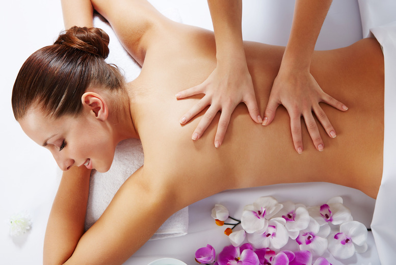 £17 instead of £40 for a full body aromatherapy or remedial massage at Healing Touch Academy, Arnold – save 58%