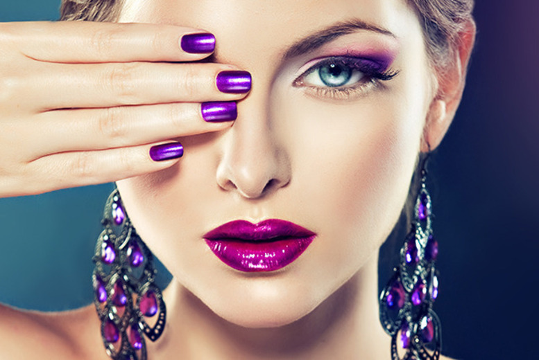 £14 instead of up to £35 for a Shellac manicure at Glamour Hair and Beauty, Leicester Square - save up to 60%