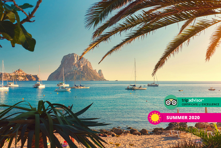 From £89pp (from Weekender Breaks) for a two-night Ibiza, Spain break with return flights, from £129pp for three nights, from £159pp for four nights, from £189pp for five nights, or from £249pp for seven nights - save up to 22% from Weekender Breaks