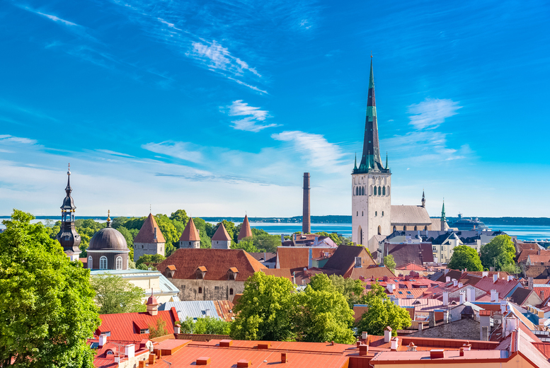 From £89pp (from Weekender Breaks) for a two-night Tallinn, Estonia break with return flights, from £129pp for three nights, or from £139pp for four nights - save up to 23% from Weekender Breaks