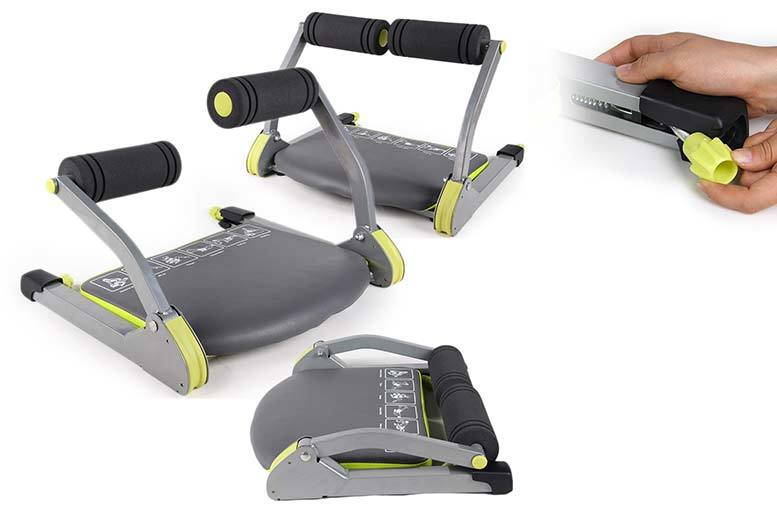 £35 instead of £109.99 (from Kequ) for a total body exercise system - save 68%