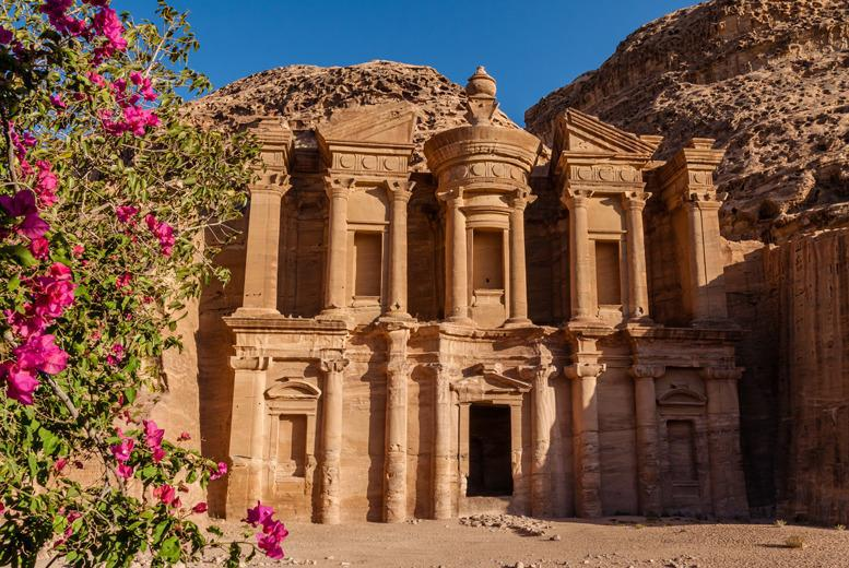 £349pp instead of £499pp (from Egypt Uncovered) for a 5-night tour of Jordan inc. breakfast & 3* accommodation - save 30%