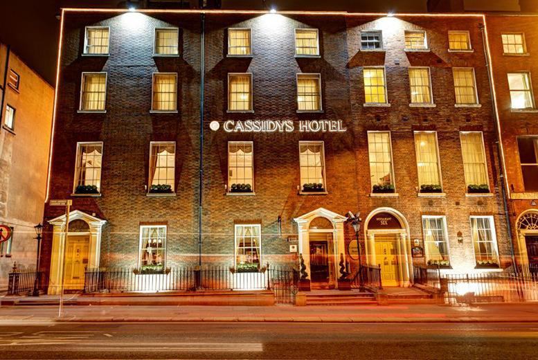 From £119pp instead of up to £195.19pp (with ClearSky) for a 2nt Dublin