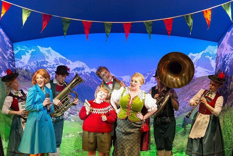 £109pp (from The Omega Holidays Group) for an overnight stay at the Guoman Tower Hotel inc. Charlie & the Chocolate Factory tickets - save up to 25%