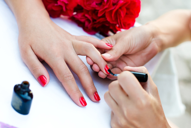 £10 instead of £20 for an OPI gel nail manicure at Natural Glamour, Westbridgford - save 50%