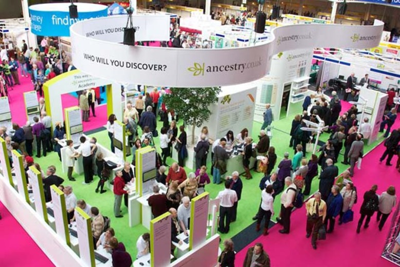 £10 for a ticket to 'Who Do You Think You Are?' Live 2014, £16 for a premium ticket at London Olympia on 20th, 21st or 22nd Feb - save up to 38%