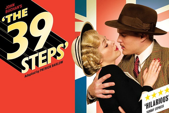 £19.50 instead of up to £47.50 for a ticket to see '39 Steps' at The Criterion Theatre from Keith Prowse Tickets – save 59%