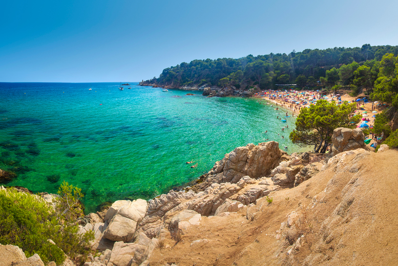From £299pp (from Weekender Breaks) for an all-inclusive seven-night Costa Brava, Spain break with return flights - save up to 34% from Weekender Breaks