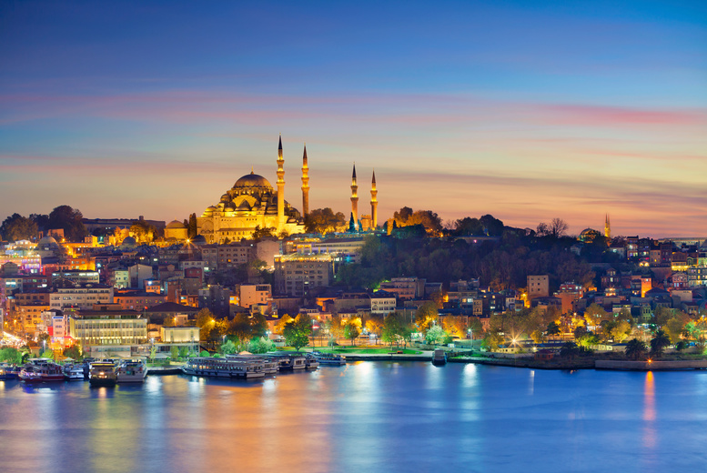 From £149pp (from Weekender Breaks) for a two-night Istanbul getaway with return flights, from £179pp for three nights, or from £209pp for four nights - save up to 26% from Weekender Breaks
