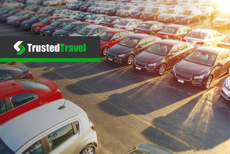 £1 for up to 32% off airport parking from Trusted Travel - over 30 UK locations!