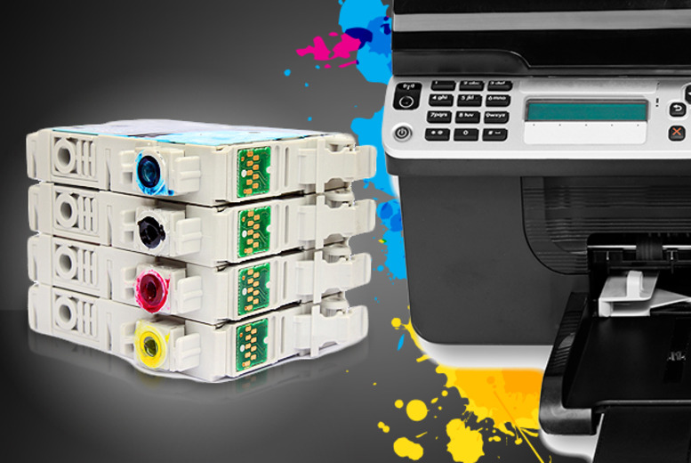 £10 for a £20 voucher (from Think Cartridge) to spend on inkjet cartridges, or £20 for a £40 voucher – save 50% + DELIVERY INCLUDED