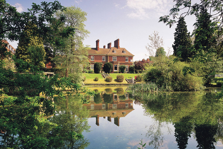 £79 for a 4* overnight Shropshire stay for two with leisure access and breakfast, £139 for two nights or £179 for three  - save up to 39%
