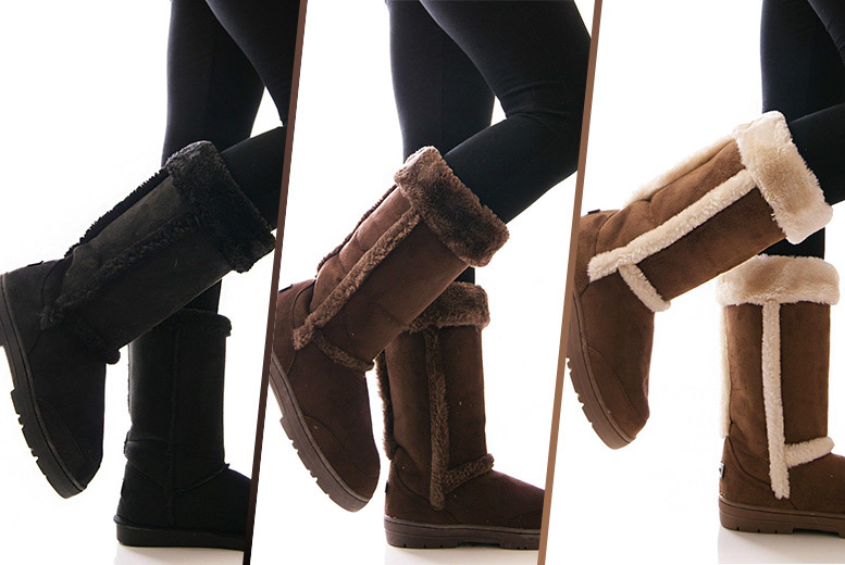 £16 instead of £47 (from Solewish) for a pair of arctic boots - choose from chestnut, brown and black and save 66%