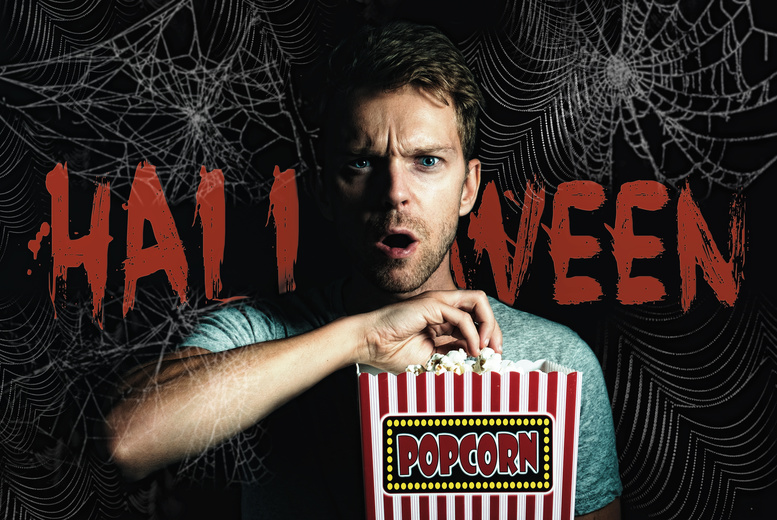 £25 for one car entry to a Halloween outdoor drive-in cinema screening - watch horror-tastic Friday the 13th from the comfort of your car!