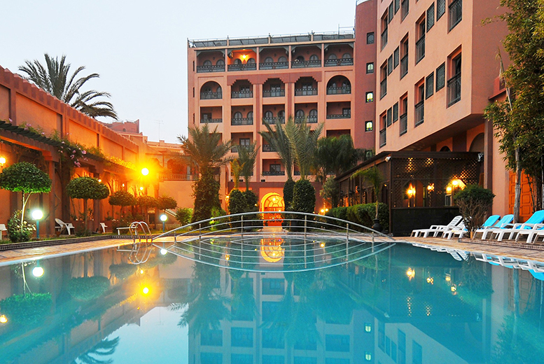 From £89pp for a two-night 4* half board Morocco spa stay with transfers and flights, from £129pp for three nights, from £159pp for five nights - save up to 46%