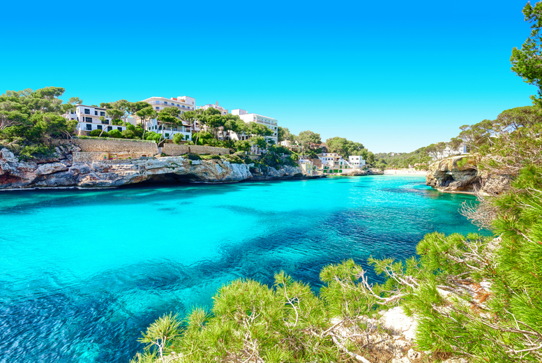 From £99pp (from Super Escapes) for a two-night all-inclusive Mallorca, Spain break with return flights, from £139pp for three nights, from £229pp for four nights, from £259pp for five nights, or from £219pp for seven nights - save up to 57% from Super Escapes Travel