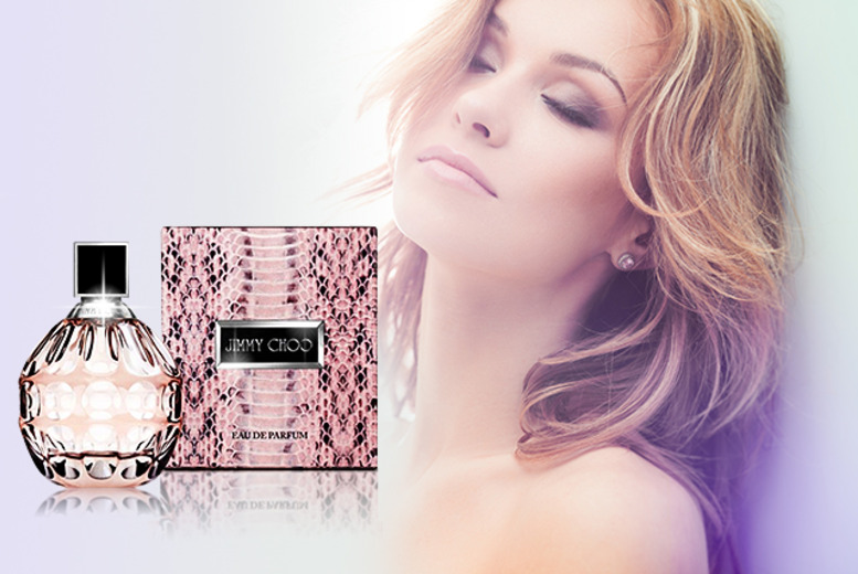 £24 instead of £39 for a 40ml bottle of Jimmy Choo Eau de Parfum – save 38%