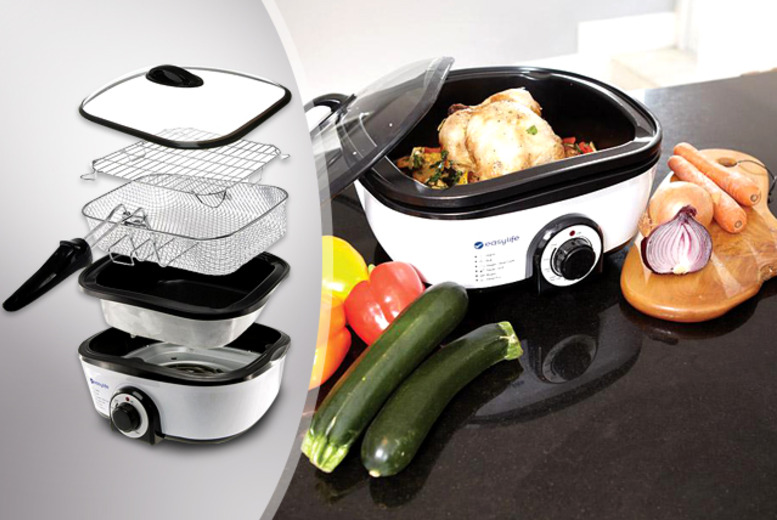 £50 (from EasyLife) for a 7-in-1 Multi Cooker