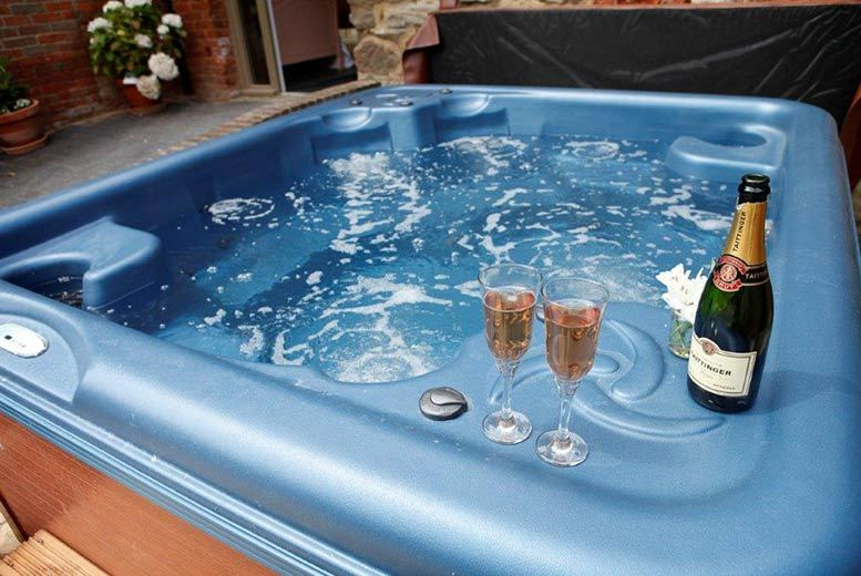 £69 instead of £90.70 for a four-hour chocolate orange spa experience for two people with two treatments each and refreshments at Owl House Day Spa, Derby - save 24%