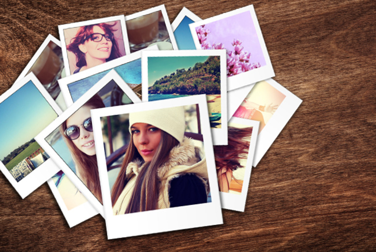 £3.99 instead of £8.95 (from goodprint) for 12 Instagram Polaroid-style prints, £6.99 for 24, £8.99 for 36, £10.99 for 48 - save up to 55%
