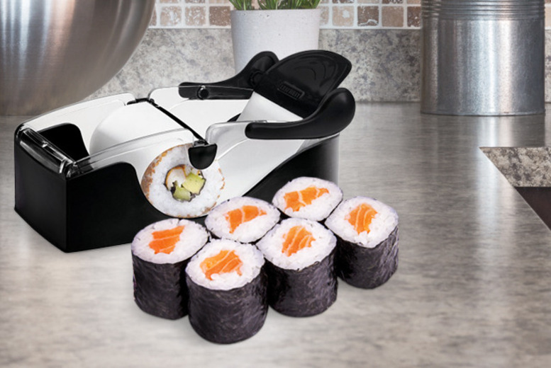 £9 instead of £19.99 (from Cool Office Stuff) for a sushi maker - save a delicious 55%