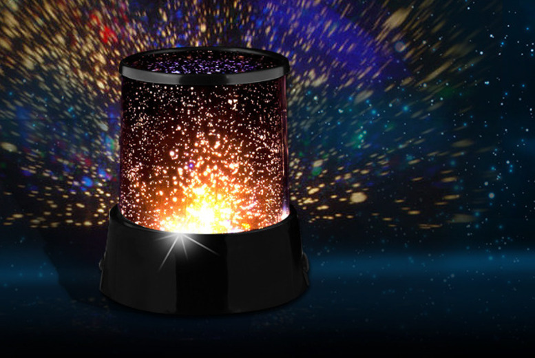 £5 instead of £14.99 (from Juggernet.com) for a starlight projector - bring the universe into your living room and save 67%