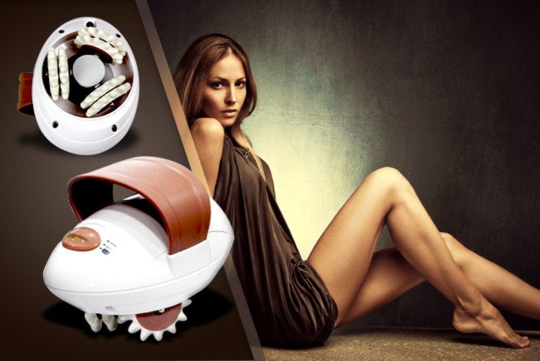 £19 instead of £69 (from Cougar Products) for an 'anti-cellulite' massager - save 72%