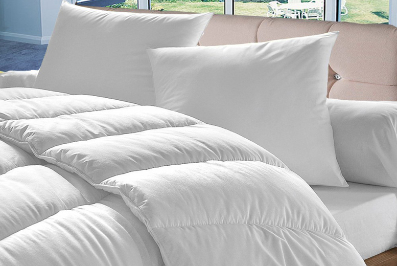 From £10.99 (from Direct Warehouse) for 10.5 tog super bounce back duvet – choose from four sizes