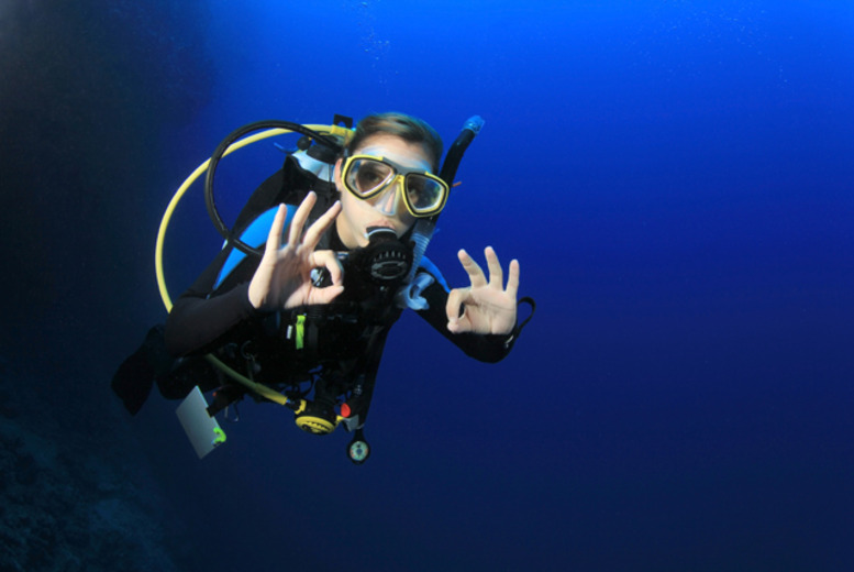 £9 for a 3-hour SSI 'Try Scuba' diving experience for 1 person, £14 for 2 people with Scuba Pursuits, Cannock or Coventry - save up to 82%