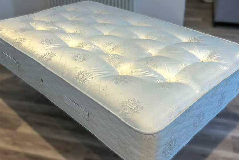 From £119 instead of £799 (from The Furniture Department) for an orthopaedic 7000 back care mattress – choose your size & save 85%
