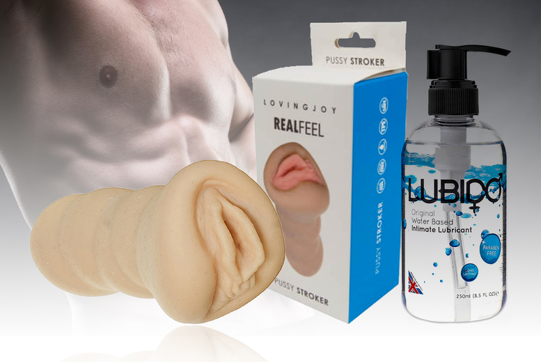 Image of Male Adult Sex Toy With Optional Lube | Living Social