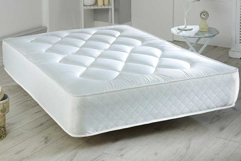 From £85 (from The Furniture Department) for a Cleopatra orthopaedic back care mattress – choose from five sizes!