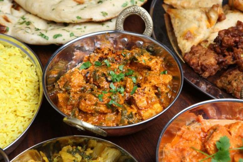 £5 instead of £17.80 for a 2-course Indian meal, or £9 for 2 people at Red Spice Restaurant, Birmingham - save up to 72%