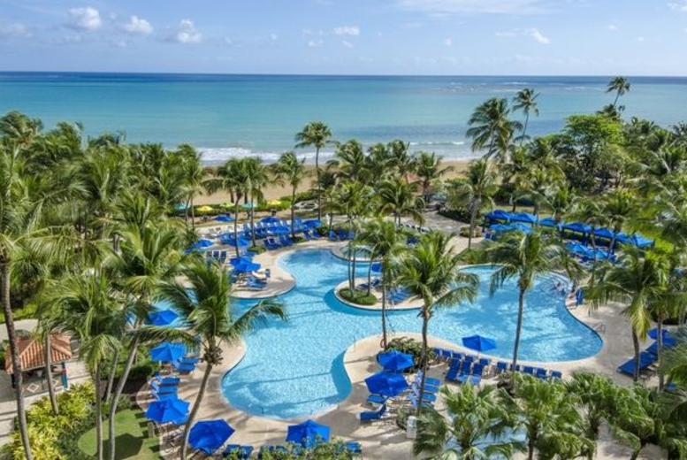 From £649pp (from Crystal Travel) for a 7nt 4* Puerto Rico break in a rainforest view room with flights, from £899pp for a 10nts, or pay a £250 deposit - save up to 27%