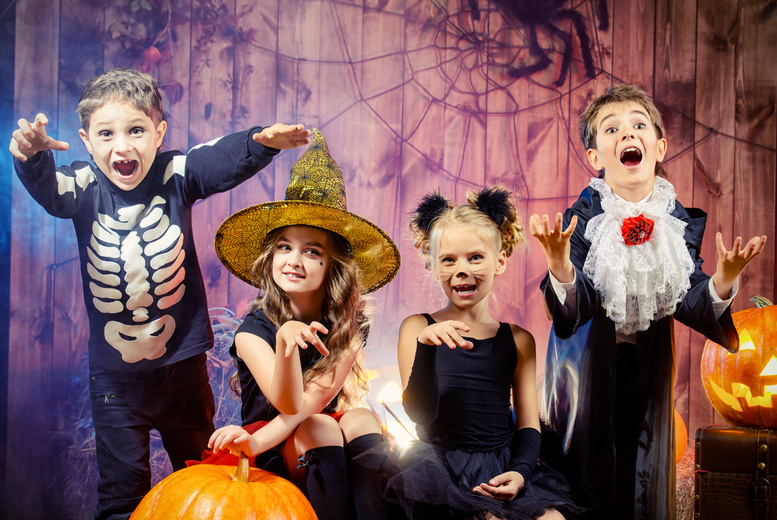 £24 instead of £44 for a family ticket for 'Spooky World's Fun by Day' at Apple Jack's Adventure Park, Warrington – spook the little'uns and save 45%