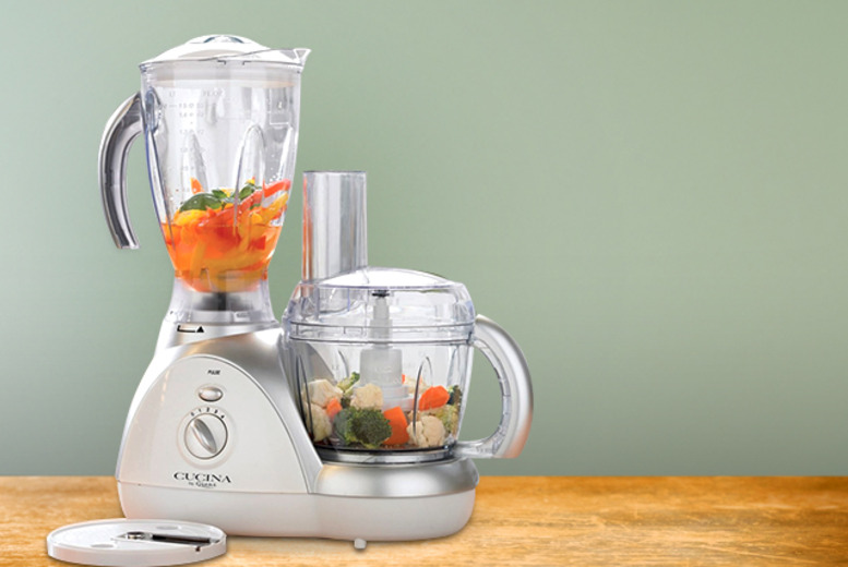 £39.99 instead of £97.99 for a Giani food processor & blender from Wowcher Direct - save 59%