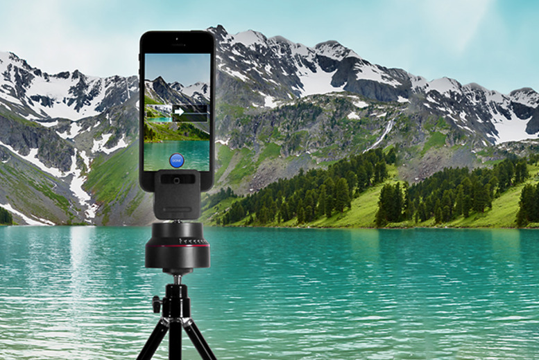 £12.99 instead of £22.99 (from Gadgets and More) for a panoramic pod for your smartphone - make panoramas easy and save 43%